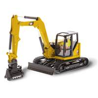 Cat 309 CR Mini-Hydraulic Excavator 1:50